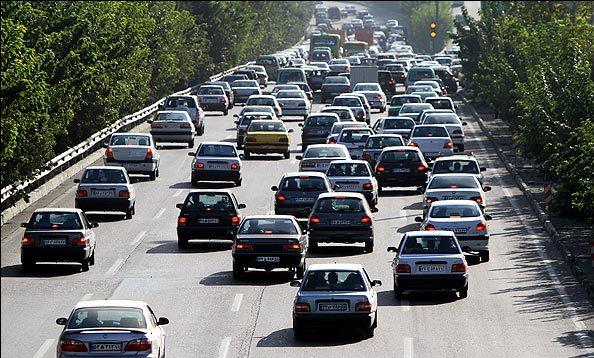 تردد بیش از ۴۵ هزار خودرو زائرین از شهرستان ایوان