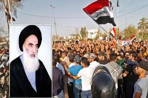 آیتالله سیستانی به دولت عراق دو هفته مهلت داد