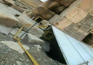 ماجرای حفاری عجیب در زیر زندان سلیمان چه بود؟