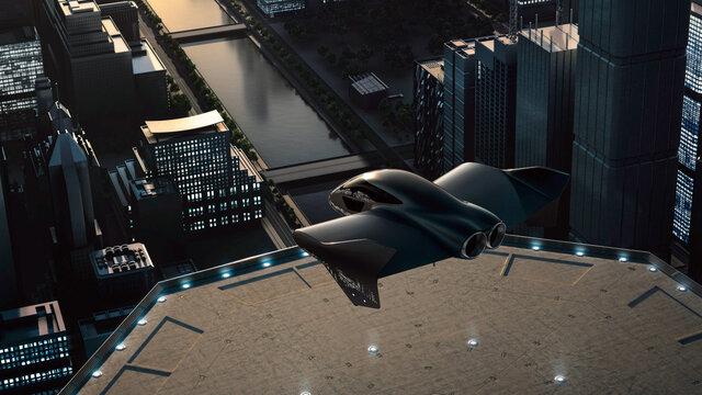 همکاری پورشه و بوئینگ برای ساخت یک خودروی پرنده