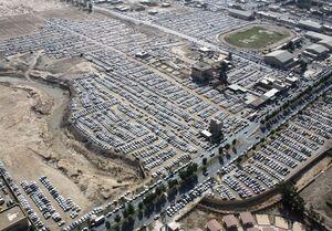 نرخ مصوب برای پارکینگهای شهرستان مهران چقد است؟