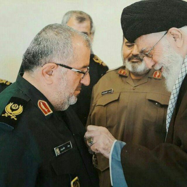 کدام فرماندهان نظامی نشان نصر دریافت کردند؟ + تصاویر