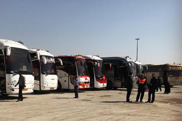 جابهجایی بیش از ۲۴هزار زائر اربعین حسینی توسط ناوگان حملونقل مسافری آذربایجان شرقی
