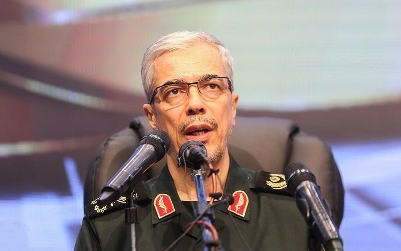 سرلشکر محمد باقری مفتخر به دریافت نشان «نصر درجه یک» شد