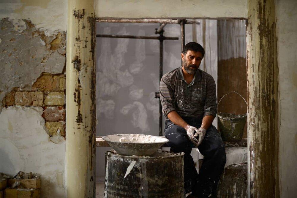 محسن تنابنده در نقش قاتل عنکبوتی +عکس
