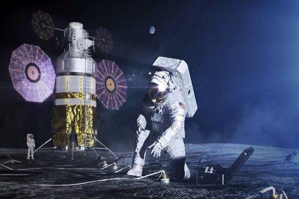 باشگاه خبرنگاران -فضانوردان با لباسهای جدید به ماه میروند