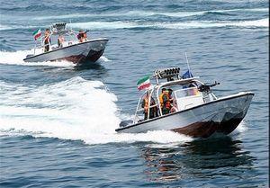 قدرت و سرعت حیرت انگیز قایقهای سپاه پاسداران + فیلم