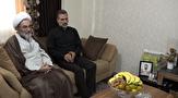 باشگاه خبرنگاران -نماینده ولی فقیه با ۳ خانواده شهید دیدار کرد