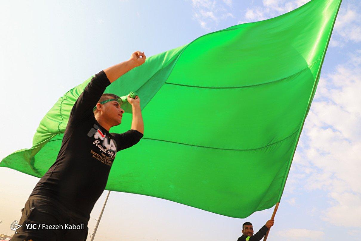 اربعین ۱۴۴۱ / طریق بصره الی ناصریه