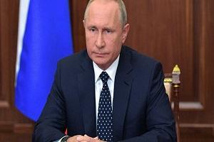 پوتین: سوریه باید عاری از هر حضور نظامی خارجی شود