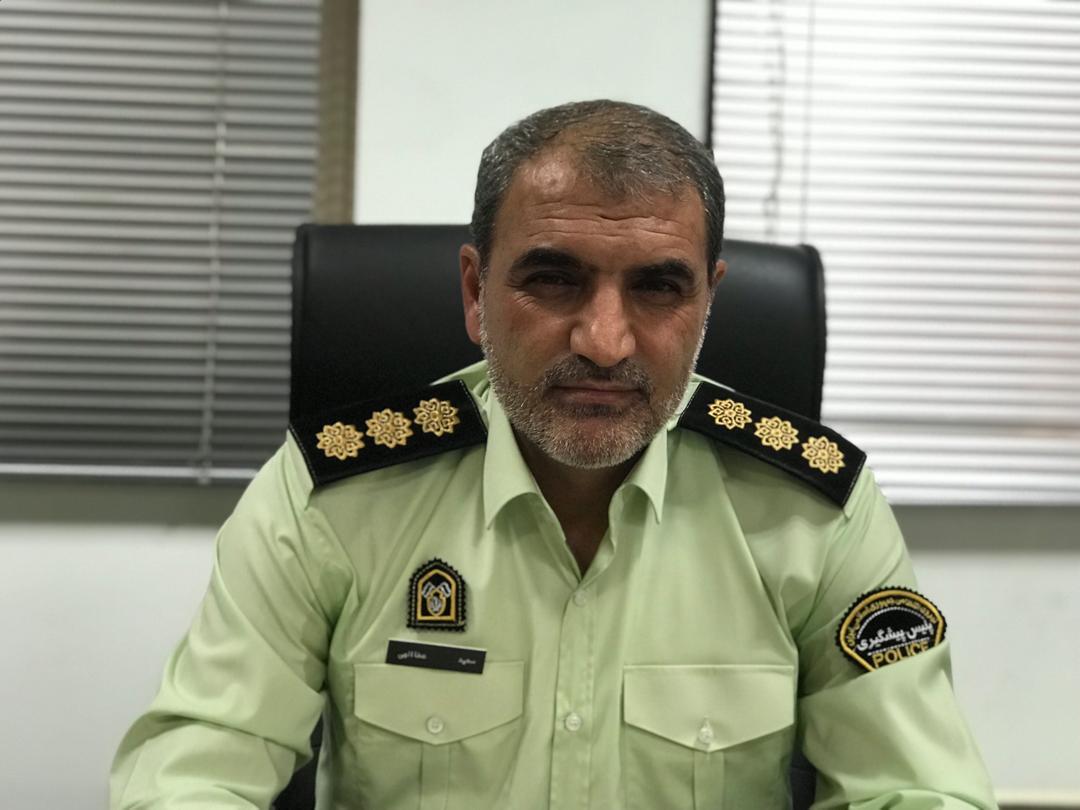 بازداشت سارق تلفنهای شهروندان در مترو با بیش از 15 فقره سابقه سرقت در روز