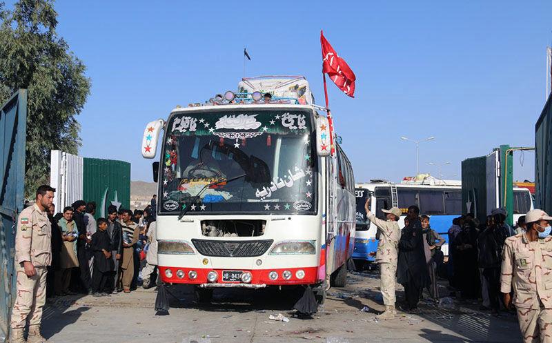 بیشاز ۵۶ هزار زائر پاکستانی در سیستان و بلوچستان خدمات سلامت دریافت کردند