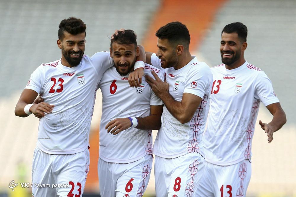 وضعیت مصدومان و محرومان تیم ملی فوتبال ایران برای دیدار مقابل بحرین