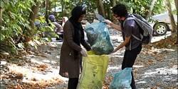 ضرورت همکاری دهیاران برای جمعآوری زبالهها در مسر زائران