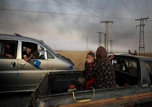 هشدار برنامه جهانی غذا درباره آوارگی هزاران نفر از مردم سوریه