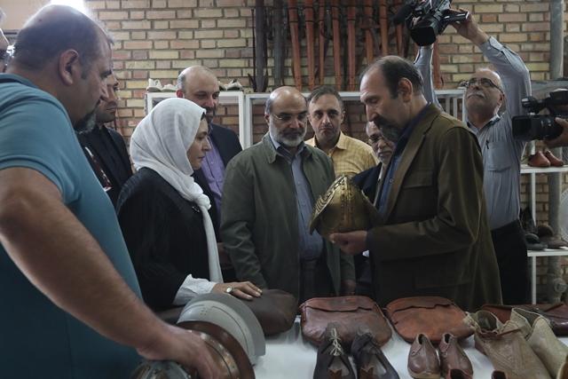 علیرضا شجاع نوری بازیگر نقش سلمان فارسی شد
