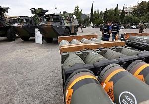 آلمان صادرات تسلیحات به ترکیه را ممنوع میکند