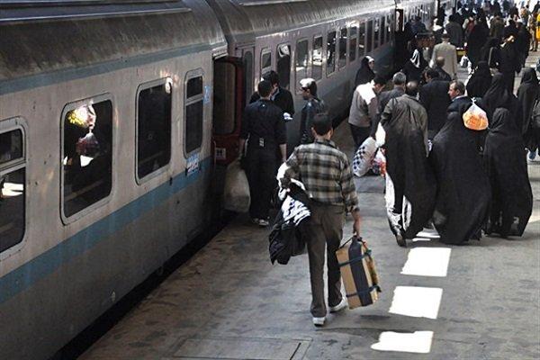 فردا عرضه بلیت قطارهای مسافری آغاز میشود