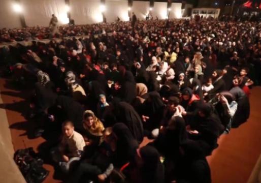 «تنهاتر از مسیح»، نمایشی جذاب از جنس عاشورا با حضور ۴۰۰ بازیگر و هنرور + فیلم