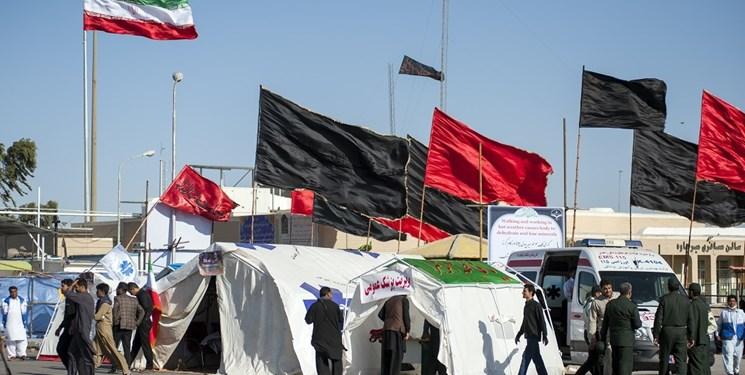 ورود ۱۰هزار زائر پاکستانی طی ۸ ساعت
