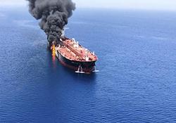 پشت پرده انفجار نفتکش ایرانی/ عواقب ناگوار یک ماجراجویی خطرناک + فیلم