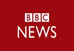 سوتی خندهدار شبکه و مجری BBC/ پخش تصویر ترامپ روی گزارش فاضلاب شهری + فیلم