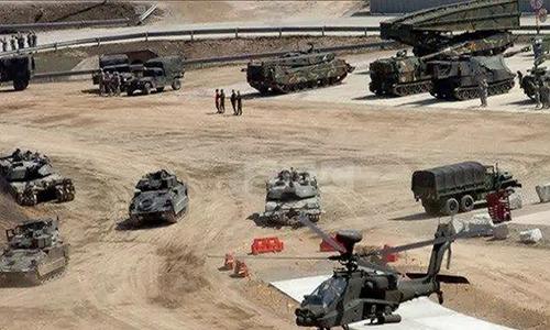 فیلمی از داخل پایگاه نظامی تخلیه شده آمریکا در شمال سوریه