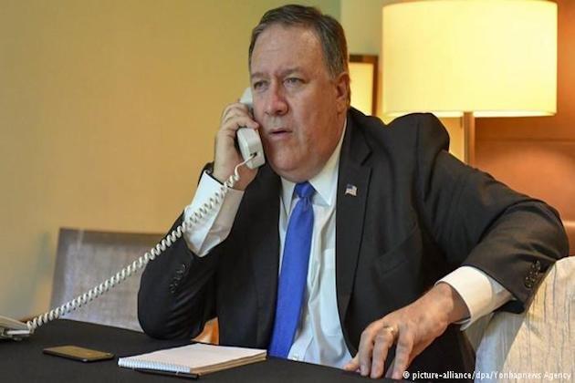 وزير،تلفني،خارجه