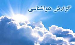 آغاز بارش های جوی از امروز در همدان
