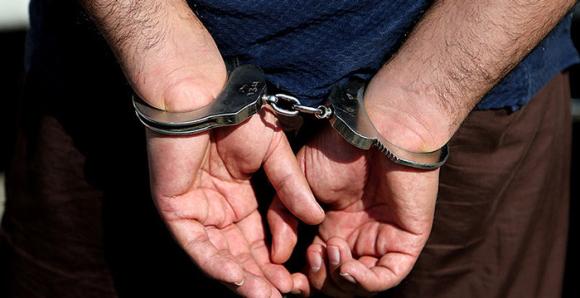 دستگیری فروشنده شیشه در مشهد