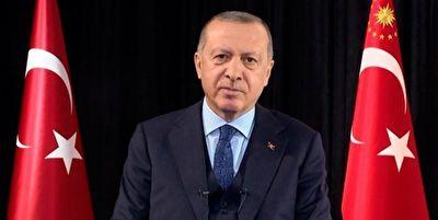 وقتی اردوغان از اسب افتاد + فیلم
