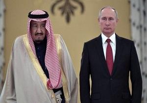 سفر پوتین به عربستان پس از ۱۲ سال