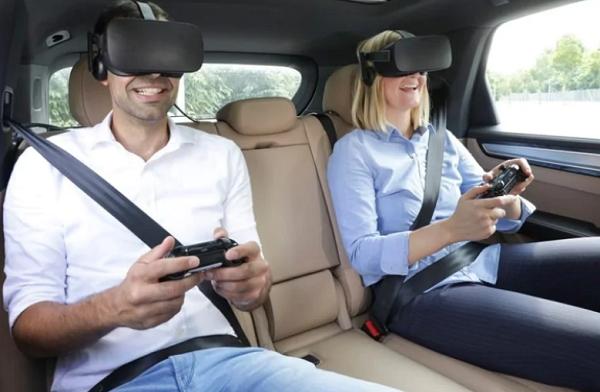 فورد تجربهای متفاوت را رانندگی را ایجاد میکند