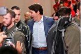 باشگاه خبرنگاران -حضور ترودو در یک تجمع انتخاباتی با جلیقه ضدگلوله از بیم ترور