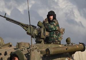 آمادگی ارتش سوریه برای ورود به شهر منبج در شمال حلب