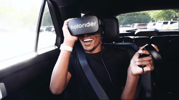 رانندگی در دنیای واقیت مجازی با خودروهای فورد