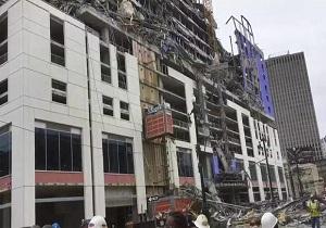 باشگاه خبرنگاران -افزایش آمار تلفات حادثه ریزش هتل در نیواورلئان آمریکا
