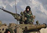 باشگاه خبرنگاران -آمادگی ارتش سوریه برای ورود به شهر منبج در شمال حلب