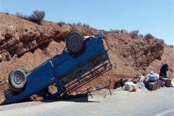 یک کشته در تصادف شبانه روز گذشته در جادههای استان همدان/افزایش بیش از ۱۴ درصدی تصادفات واژگونی خودروها در استان همدان در مقایسه با آمار کشوری