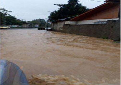 باران در مازندران بدون خسارت+تصاویر