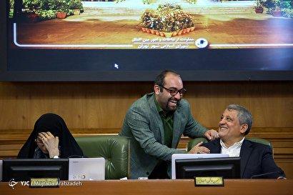 جلسه شورای شهر تهران /۲۱ مهر ۹۸