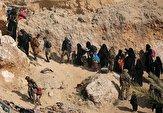 باشگاه خبرنگاران -فرار خانواده تروریستهای داعش از شمال سوریه در پی حمله ترکیه