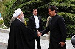 باشگاه خبرنگاران - استقبال رسمی روحانی از نخست وزیر پاکستان + فیلم