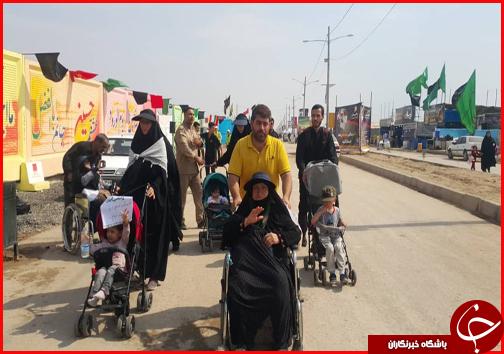 جدیدترین اخبار از وضعیت تردد زائران در مرزها؛ آغاز موج بازگشت زائران به کشور/ خودروها برای جابجایی زوار راهی عراق شدند + فیلم و تصاویر