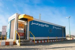 استقرار پنج جایگاه سیار سوخت در مسیر مهران