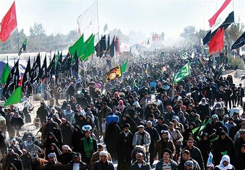 نام نویسی ۶۴ هزار نفر از استان همدان در سایت سماح/ بیش از دو برابر شدن استقبال مردم استان از پیاده روی اربعین