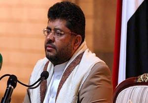 محمد علی الحوثی: مردم یمن از افزایش تعداد نیروهای آمریکایی در خاورمیانه هراس ندارند