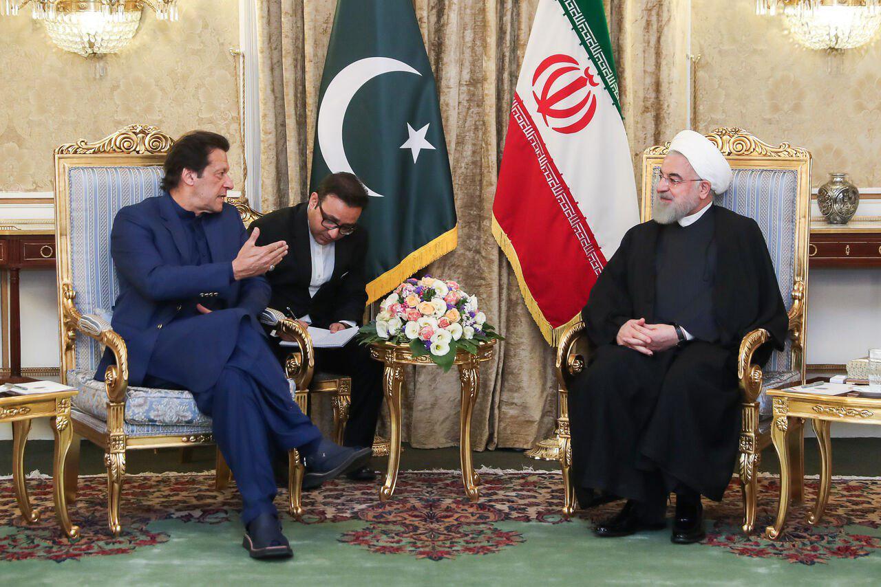 دلیل اصلی سفر عمران خان به ایران + فیلم