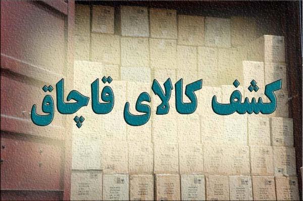 باشگاه خبرنگاران -توقیف وانت حامل کالای قاچاق در حوالی میدان شوش