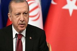 اردوغان: کنترل کوبانی و  تل ابیض را در دست گرفتیم/ تا عمق ۳۵ کیلومتری خاک سوریه پیش می رویم